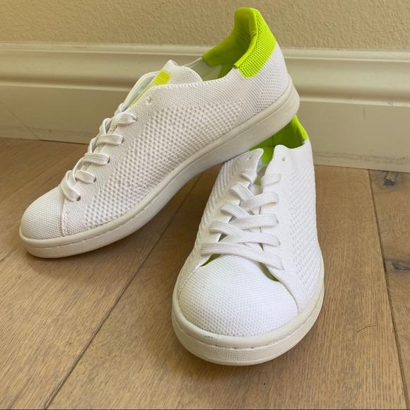 adidas Shoes | Stan Smith White Neon
